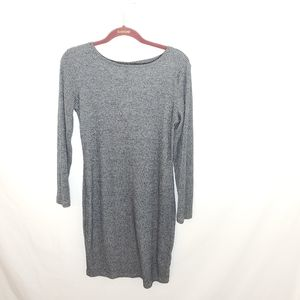 A new day dress size small knitted long sleeve